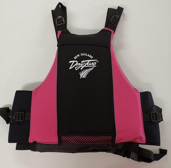 Adventure rcaer vest back