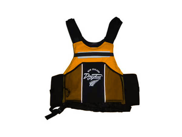 Adventure racer vest yellow