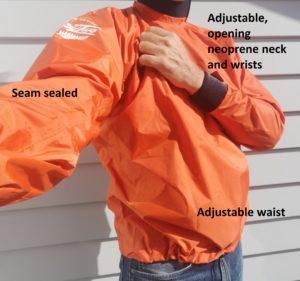 DayTwo Coaster paddle jacket
